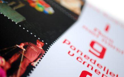Kreativna naslovnica Knjige Iger