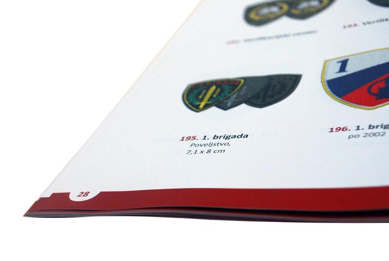 knjiga NAŠITKI :: oblikovanje paginacije