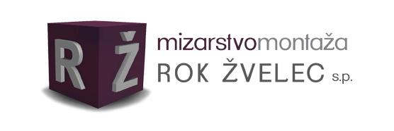 Oblikovanje logotipa Rok Žvelec s.p.