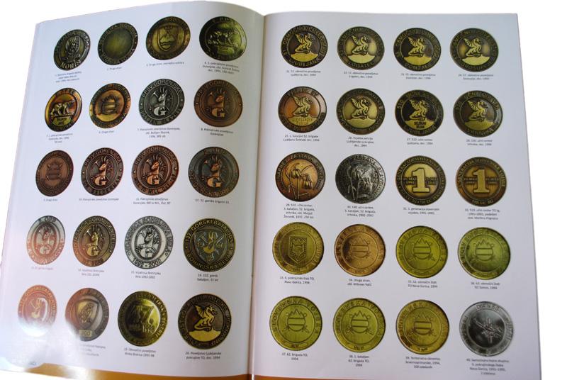 Prelom kataloga Slovenska vojska: Kovanci