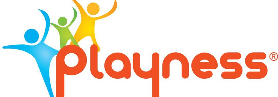 Oblikovanje logotipa PLAYNESS